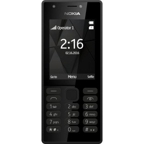 Мобилен телефон Nokia 216 Dual SIM, Black (снимка 1)