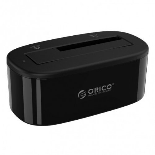 "Кутия за диск Orico 6218US3, 2.5""/3.5"" USB3.0 Docking Station (снимка 1)"