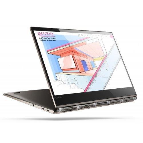 """Лаптоп Lenovo Yoga G920-13IKB, 2 в 1, сребрист, 13.9"""" (35.31см.) 1920x1080 (Full HD) IPS тъч, Процесор Intel Core i5-8250U (4x/8x), Видео интегрирана, 8GB DDR4 RAM, 256GB SSD диск, без опт. у-во, Windows 10 64 ОС, Клавиатура- светеща с БДС (снимка 1)"""