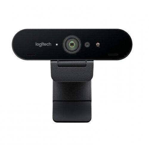 WEB камера Logitech BRIO 4K STREAM Edition (снимка 1)