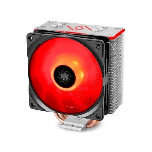 Въздушно охлаждане на процесор DeepCool Gammaxx GT, RGB Aura Sync (снимка 1)