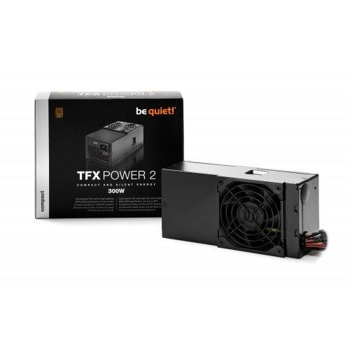 Захранващ блок Be Quiet! TFX Power 2 300W BN228, 80 Plus Bronze (снимка 1)