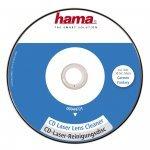 Hama 44721, Laser Lens Cleaner, Почистващ комплект за CD/ DVD устройства (Почистване на компютърна техника)