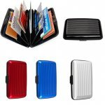 Case Holder, Waterproof Aluminum Wallet for RFID or Bank cards (Чипове за домофонни системи)
