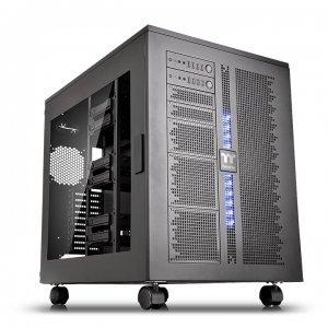 Компютърна кутия Thermaltake Core W200, Black (снимка 1)