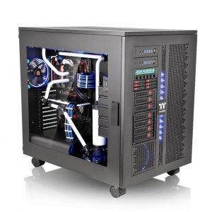 Компютърна кутия Thermaltake Core W200, Black (снимка 11)