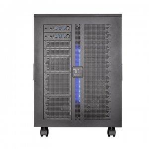 Компютърна кутия Thermaltake Core W200, Black (снимка 8)