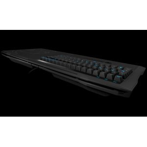 Клавиатура Roccat Sova MK, Gaming Lapboard, Key Backlighting in 6 levels, Mechanical keys, 275mm × 240mm mousepad (replaceable), 2x USB 2.0 ports, 4m break-away cable, ROC-12-182-BN (снимка 7)