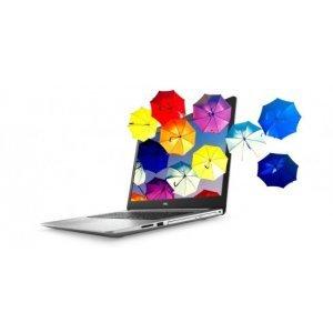"Лаптоп Dell Inspiron 17 5770, DI57707855081281T5304G_UBU-14, 17.3"", Intel Core i7 Quad-Core (снимка 1)"