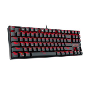 Комплект клавиатура с мишка Redragon K552-BA, 3 in 1 Combo, K552 Kumara mechanical keyboard, M601 Centrophorus Gaming Mouse, P001 Archelon Mouse pad (снимка 3)