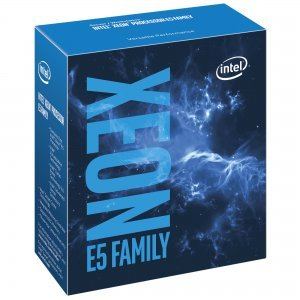 Процесор Intel Broadwell 6-Core Xeon E5-1650 V4, 6С/12Th, LGA2011-3, 3.60Ghz (4.0GHz with Turbo), 15MB L3 Cache, 14nm, 140W, No VGA, Box (снимка 1)