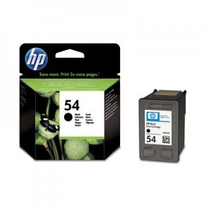 HP 54 CB334AE, Black Inkjet Print Cartridge (снимка 1)
