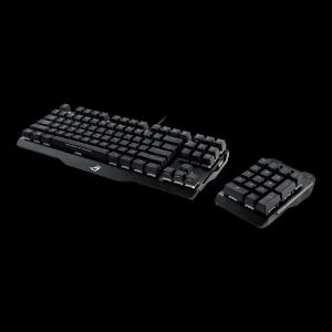 Клавиатура Asus ROG Claymore, Mechanical Gaming Keyboard, Cherry MX Brown switches, Individually-backlit keys with RGB Aura Sync (снимка 5)