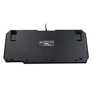 Клавиатура Redragon Usas K553RGB, Mechanical Gaming Keyboard, Outemu Blue switches, 87 keys, Gold plated USB cable, Black (снимка 8)