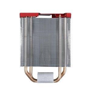 Въздушно охлаждане на процесор Cooler Master Hyper 212 LED Turbo, Red Top Cover (снимка 6)