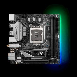 Дънна платка Asus Strix B250I Gaming, LGA1151 (снимка 2)