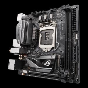 Дънна платка Asus Strix B250I Gaming, LGA1151 (снимка 5)