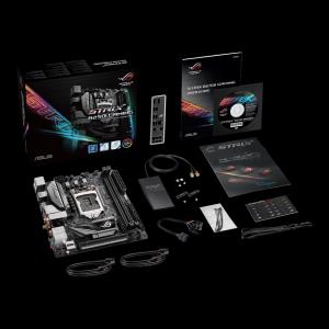 Дънна платка Asus Strix B250I Gaming, LGA1151 (снимка 7)