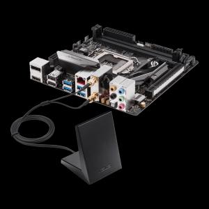 Дънна платка Asus Strix B250I Gaming, LGA1151 (снимка 8)