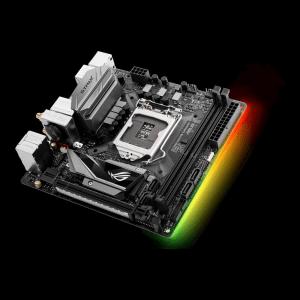Дънна платка Asus Strix H270I Gaming, LGA1151 (снимка 4)