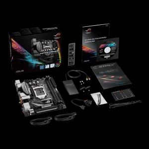 Дънна платка Asus Strix H270I Gaming, LGA1151 (снимка 7)