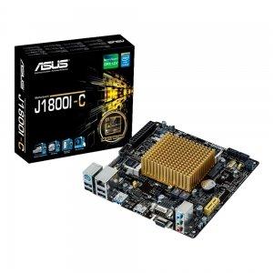 Дънна платка Asus J1800I-C/CSM, Dual-Core J1800 SoC Celeron (снимка 1)