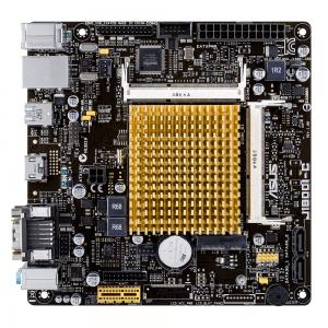 Дънна платка Asus J1800I-C/CSM, Dual-Core J1800 SoC Celeron (снимка 2)