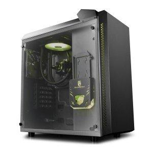 Компютърна кутия DeepCool Baronkase, Liquid cooled (снимка 1)