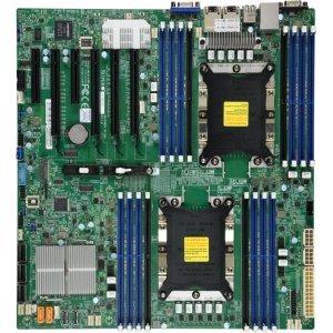 Дънна платка Supermicro X11DPI-N, Dual Socket P (LGA 3647) supported (снимка 1)