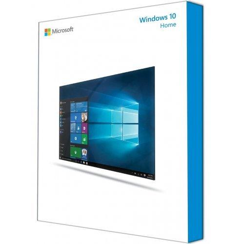 Операционна система Microsoft Windows 10 Home 64Bit English 1pk DSP DVD ( само комплект с НОВ компютър или лаптоп ), KW9-00139 (снимка 1)