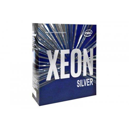 Процесор Intel Xeon Silver 4116, 12-core, 12/24 Cr/Th, FCLGA3647 - Socket P, 2.10GHz, (3.00GHz with Turbo) 16.5MB L3 Cache, 14nm, 85W, No VGA, Box (снимка 1)