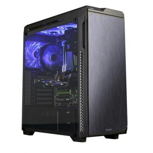 Компютърна кутия Zalman Z9 Neo Plus, Black (снимка 1)
