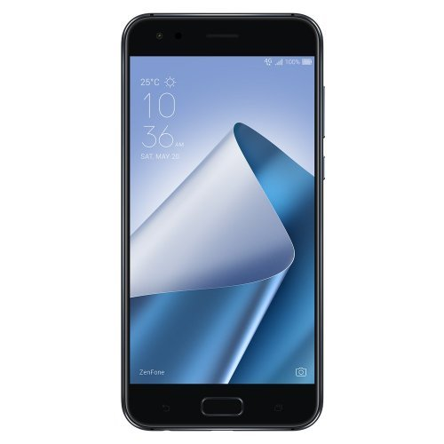 Смартфон Asus ZenFone 4, ZE554KL, Midnight Black (снимка 1)