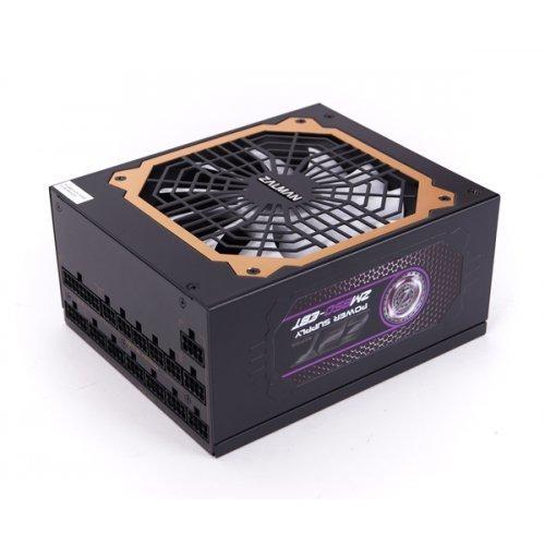 Захранващ блок Zalman ZM850-EBT, 850W, 80 Plus Gold (снимка 1)