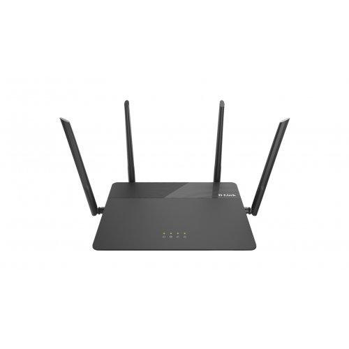 Безжичен рутер D-Link DIR-878, EXO AC1900 MU-MIMO Gigabit Router (снимка 1)