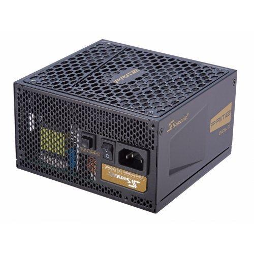 Захранващ блок Seasonic Prime Ultra 550W Gold SSR-550GD2, 80 Plus Gold (снимка 1)