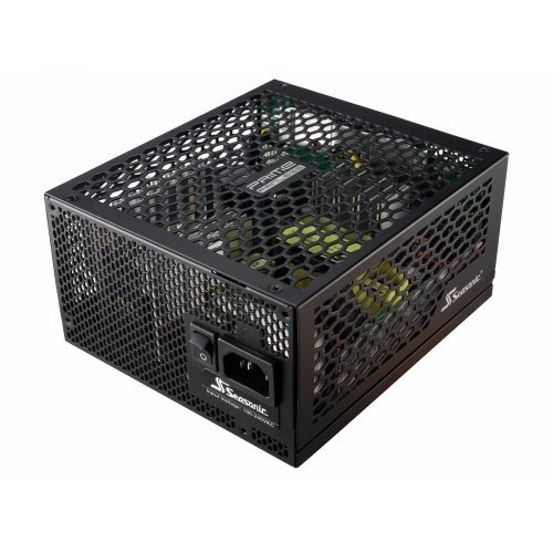 Захранващ блок Seasonic Prime Titanium 600W Fanless SSR-600TL, 80 Plus Titanium (снимка 1)