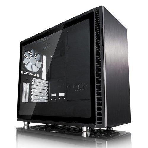 Компютърна кутия Fractal Design Define R6, Window, Black (снимка 1)