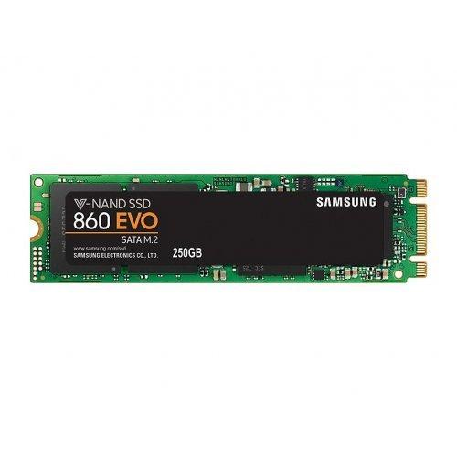 SSD Samsung 250GB, 860 EVO Series, M.2 2280, MZ-N6E250BW (снимка 1)