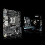 Asus P10S-M WS, Intel C236, LGA1151 (Дънни платки)