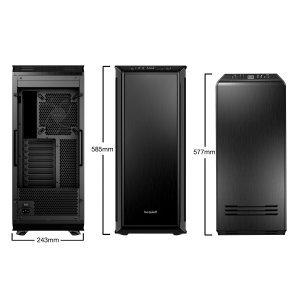 Компютърна кутия Be Quiet! Dark Base 900, BG011, Black (снимка 6)