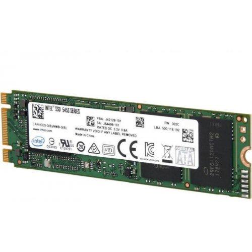 SSD Intel 128GB, 545s Series, M.2 80mm, SSDSCKKW128G8X1 (снимка 1)