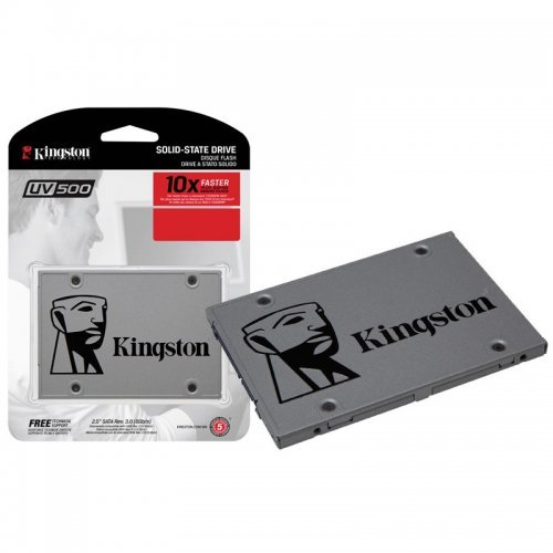 SSD Kingston 240GB UV500, M.2 2280, SUV500M8/240G (снимка 1)
