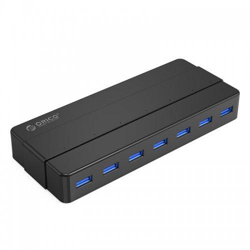 I/O модул Orico H7928-U3, 7-Port USB3.0 Hub (снимка 1)