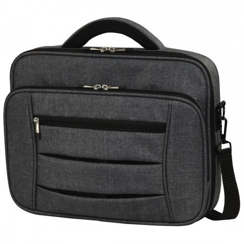 "Чанта за лаптоп Hama Business 101577, 17.3"" Bag, Gray (снимка 1)"