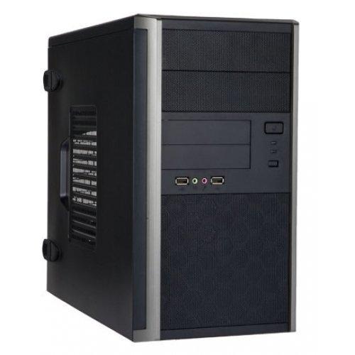 Компютърна кутия In Win EM035, Mini Tower, Black (снимка 1)