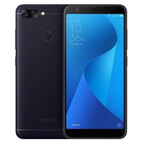 Смартфон Asus ZenFone Max Plus M1, Deepsea Black (снимка 1)