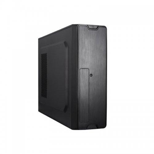 Компютърна кутия Goldenfield M205B, Micro ATX, 230W PSU, Black (снимка 1)