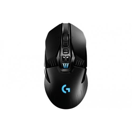 Мишка Logitech G903 Lightspeed, 2.4GHz Wireless Optical Gaming Mouse, 200 - 12000 dpi, PMW3366 sensor, compatible with PowerPlay (снимка 1)