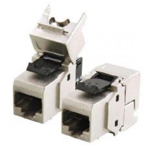 Конектор E-20070, Keystone Cat.6A FTP EFB (снимка 1)